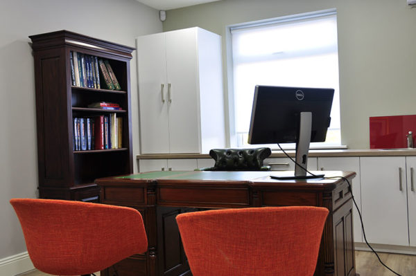 dr jenny lynch clinic room